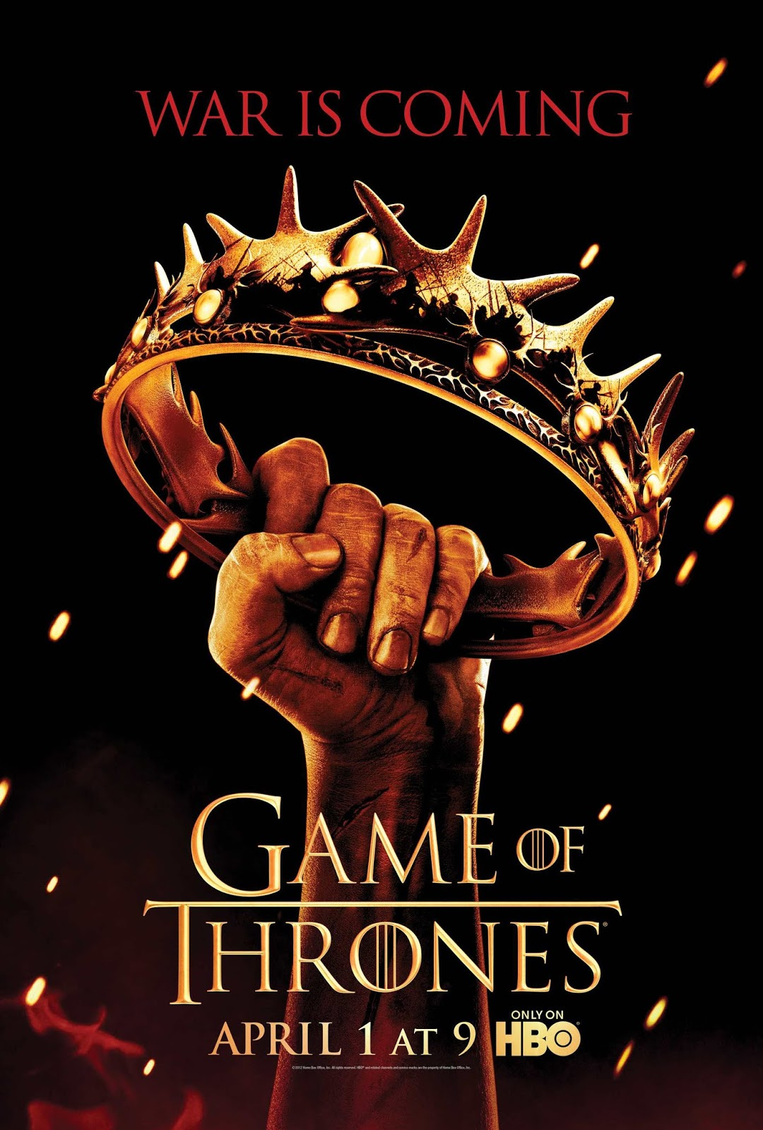 Game of Thrones S02 Complete Dual Audio [Hindi – English] 720p BRRip