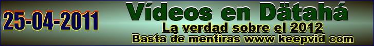 LA VERDAD 2012