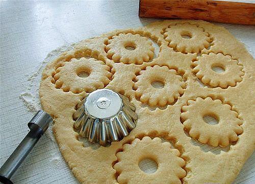 Домашнее печенье из сметаны рецепт с пошагово в домашних условиях