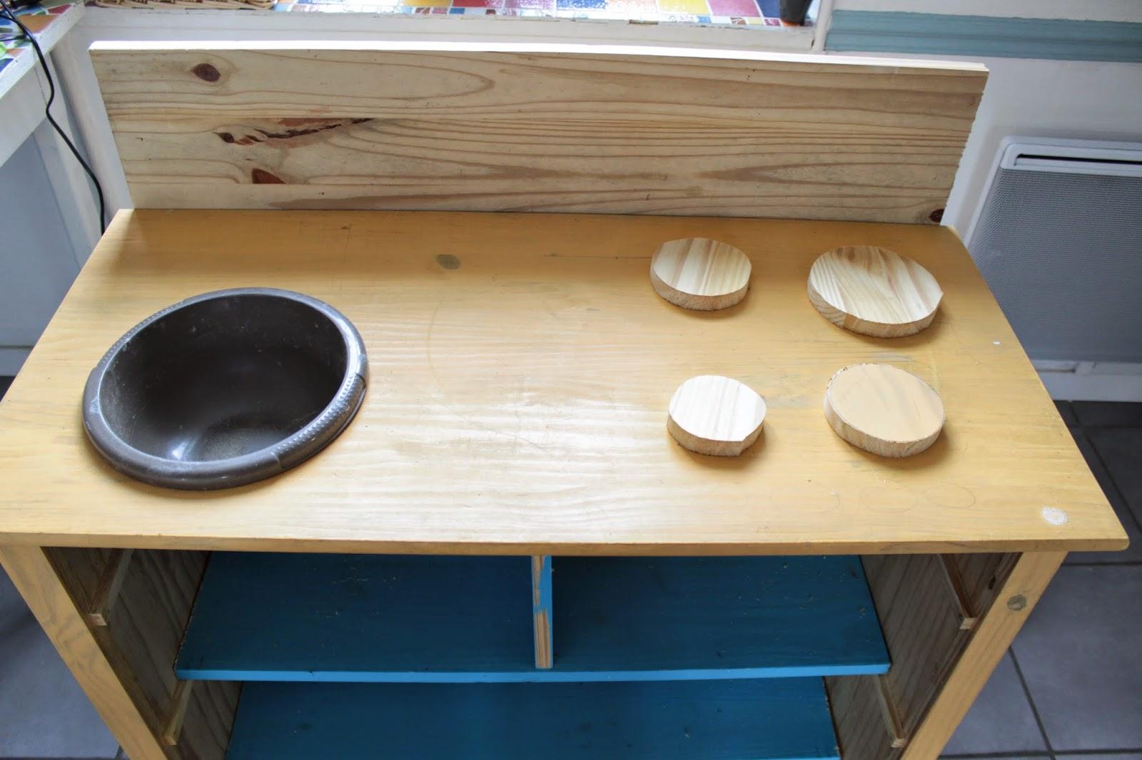 cuisine dinette jouets jouer enfants bricolage diy tuto