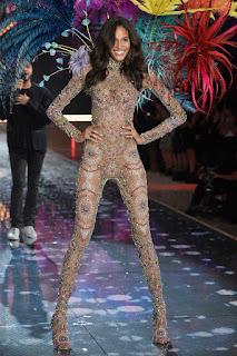 Fashion Model @ Cindy Bruna - VS Fashion Show, NYC