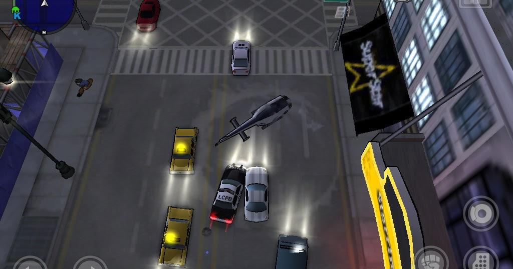 GTA: Chinatown Wars v1.00 mod APK: descargar GTA ...