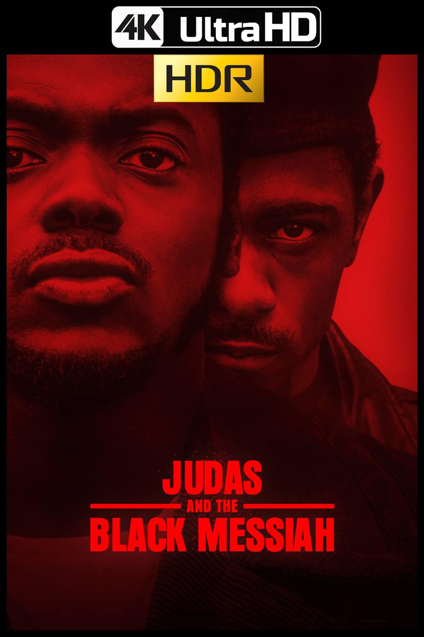 Judas and the Black Messiah (2021) HMAX 4K WEB-DL 2160p Latino