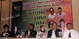 Sinetron Nyong Mutiara Hitam