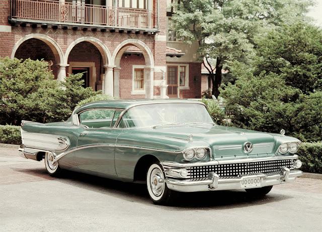 ビュイック・スーパー・リヴィエラ | Buick Super Riviera (1951-63)