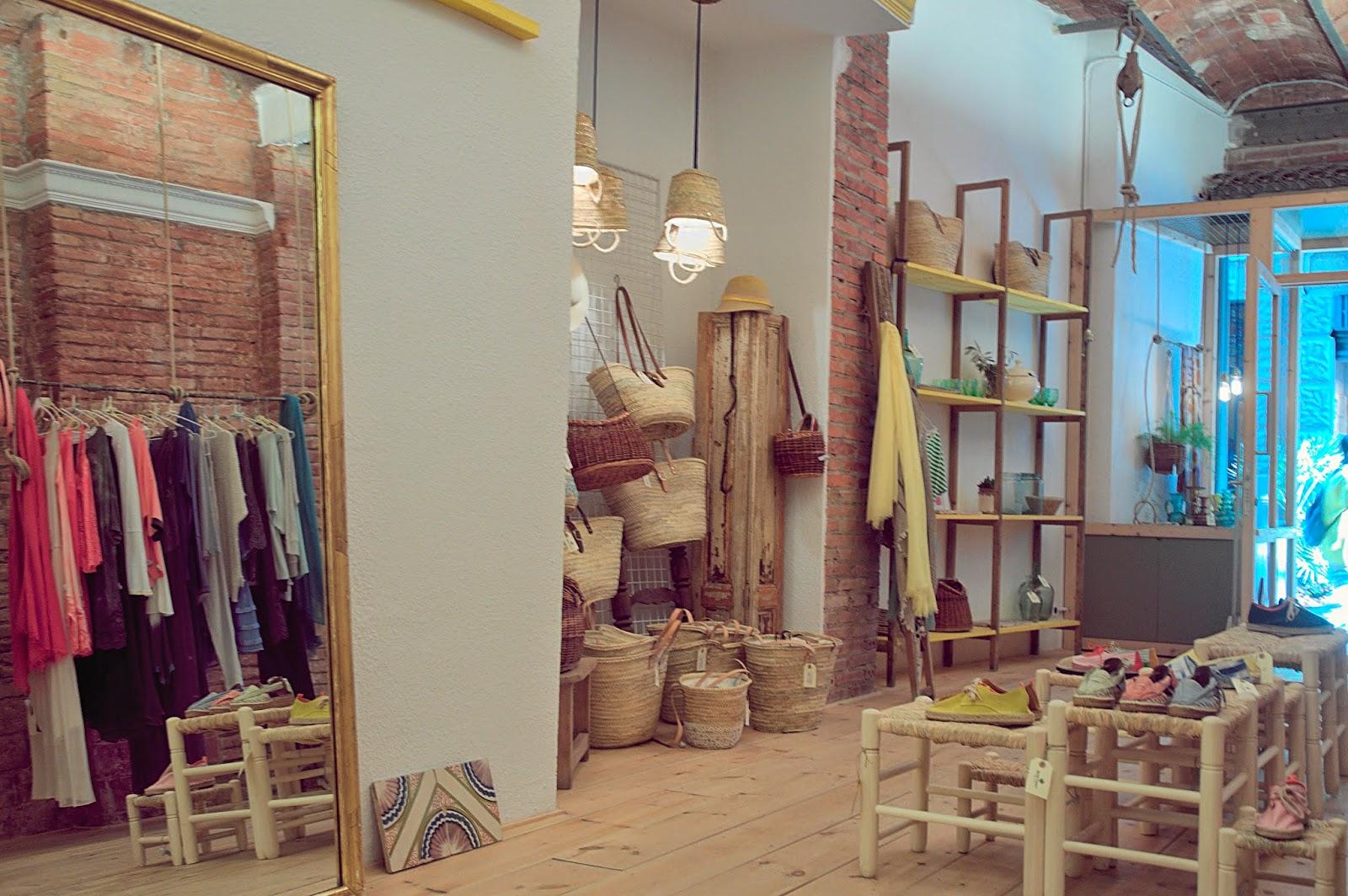 Bon Vent Tienda Barcelona Shop