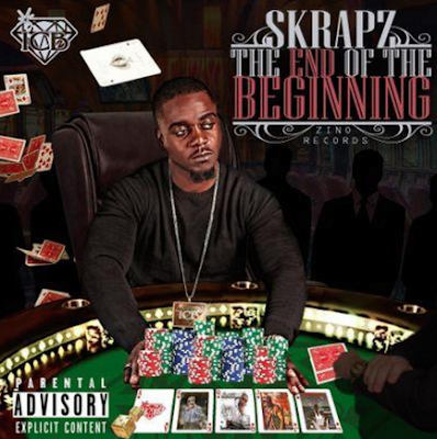 Skrapz - The Beginning of the End album cover