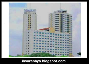 Alamat Telepon Tarif Hotel Somerset Surabaya