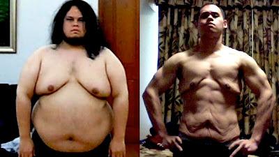 Anda gemuk dan mahu kurus