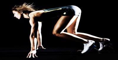 Atlet pelari cepat ternyata memiliki kaki serupa cheetah