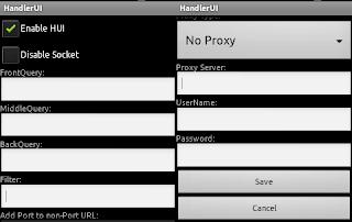 Opera Mini 7.5 Handler Apk