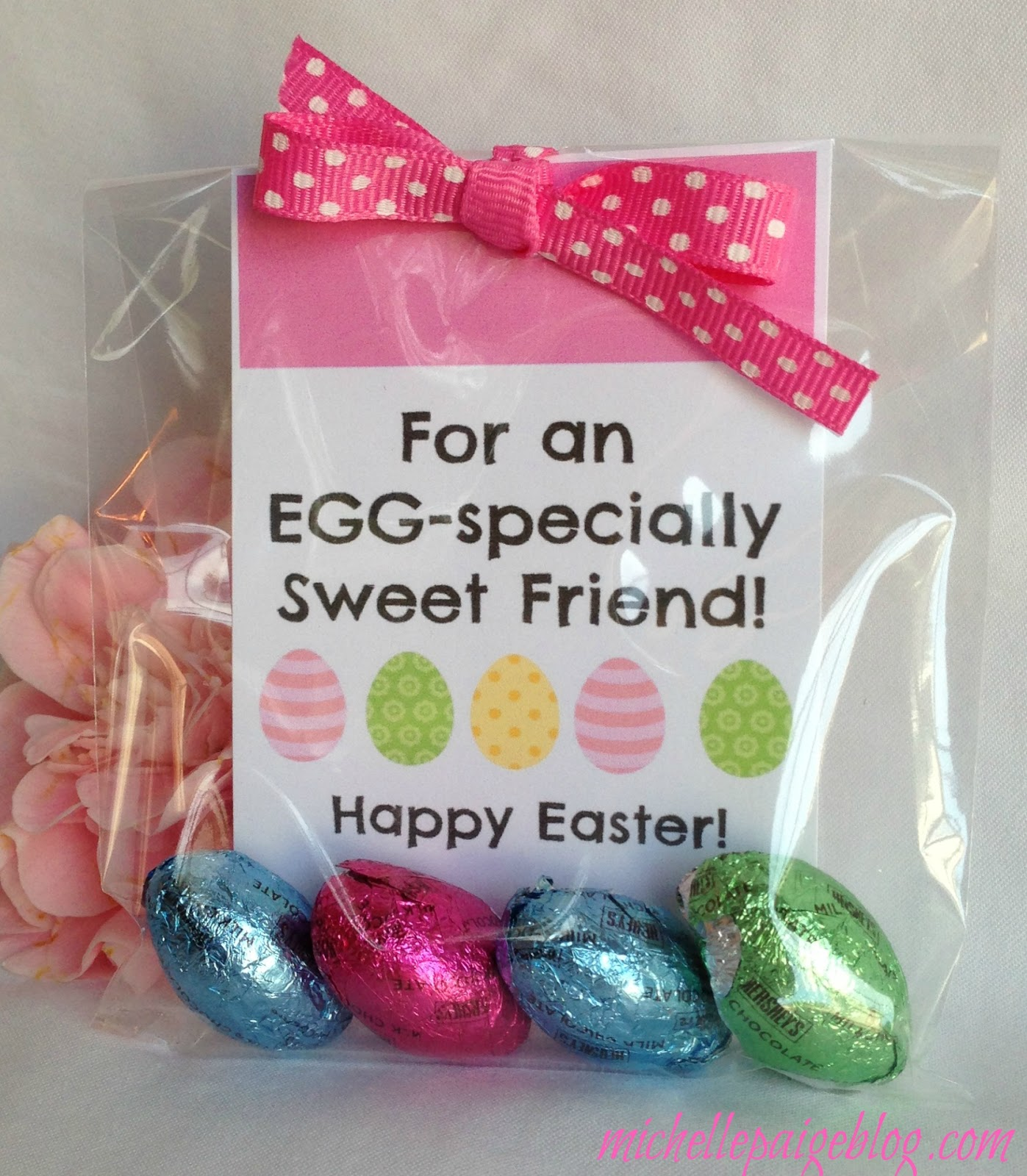 Michelle Paige Easter Favors For Teachers Friends And Family