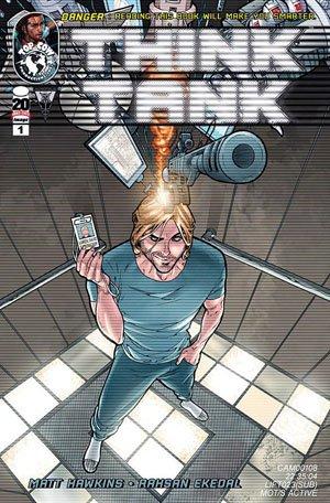Think Tank # 1 - Matt Hawkins Rahsan Ekedal