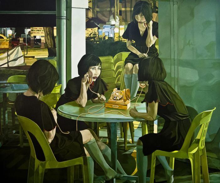 ��������������� �������� �������. Jolene Lai
