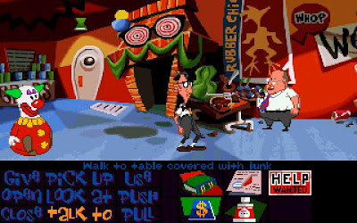Day of the Tentacle game