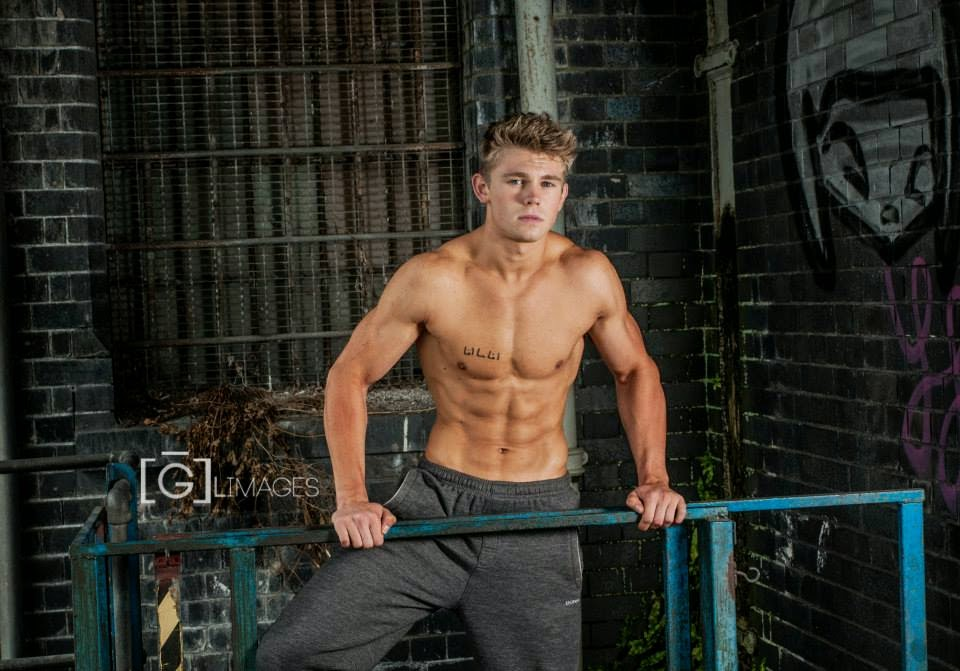 aesthetic muscle, bodybuilder, great abs, Jack Storer, male fitness model, male model, muscle, physique, ripped muscle, vascular muscle,