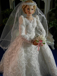 Wedding Doll Dressed By Felma