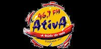Rádio Ativa FM de Jussara ao vivo