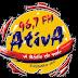 Rádio Ativa FM 96,7 de Jussara Ao Vivo