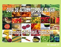 La Guía Electronica De Alimentos Qué Curan