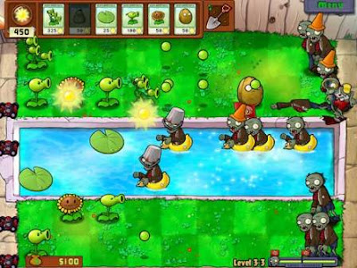 Screenshot 2 - Plants Vs Zombies | www.wizyuloverz.com
