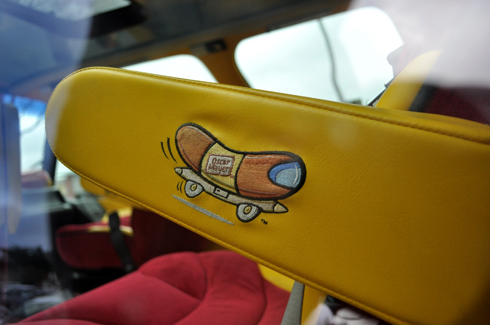 My Bologna Has First Name additionally The Henery Ford Museum in addition 1972 Bugazzi Custom Coupe as well Mustard Lovers Unite moreover Weinermobile. on oscar mayer weinermobile facebook pic