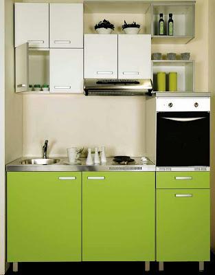 Desain Dapur Rumah Type 36