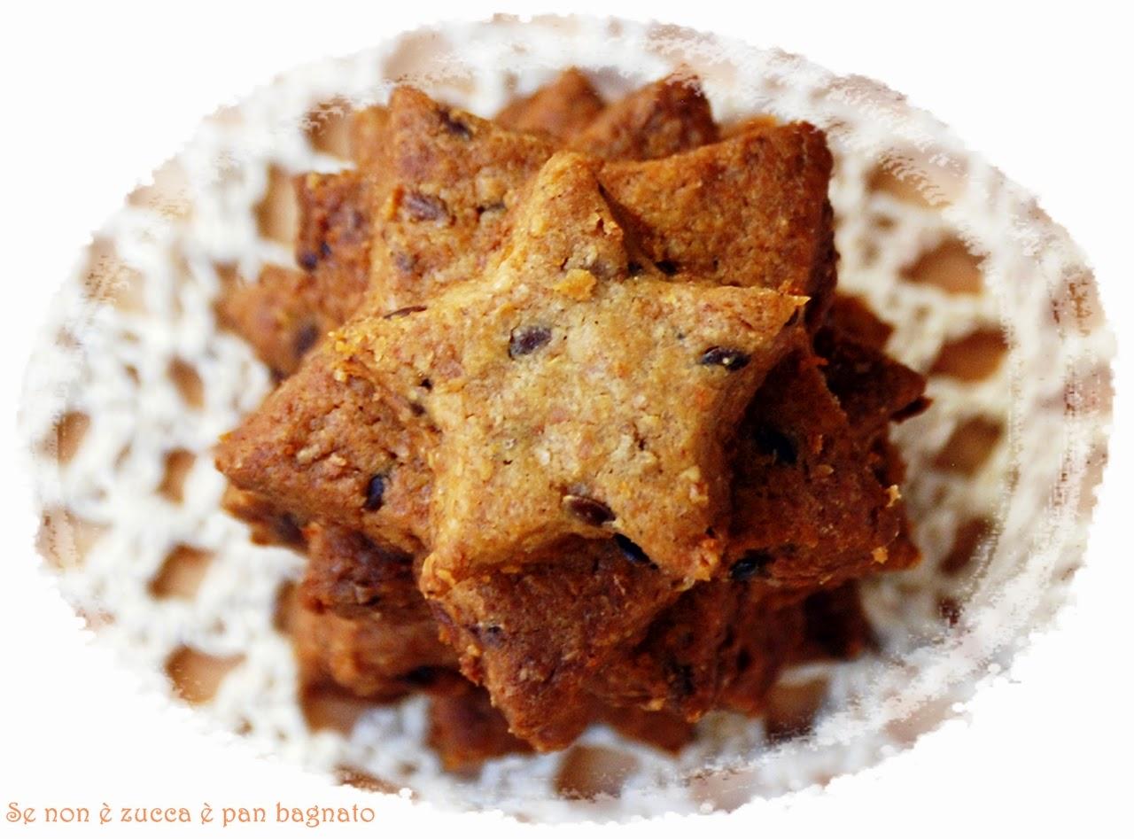 biscotti integrali di sara papa