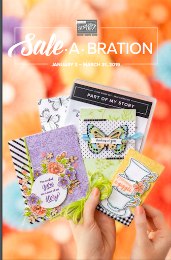 2019 Sale-a-brations Brochure