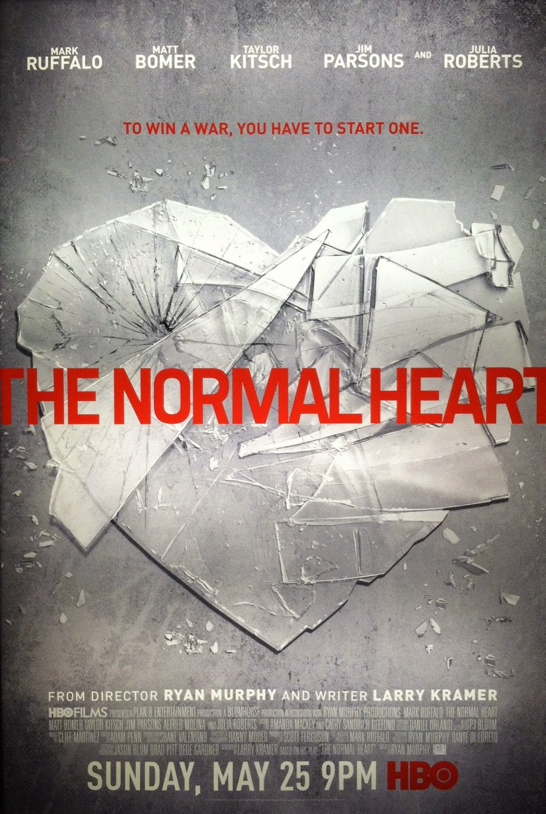 El Origen Del Vih En El Telefilme De Hbo The Normal Heart