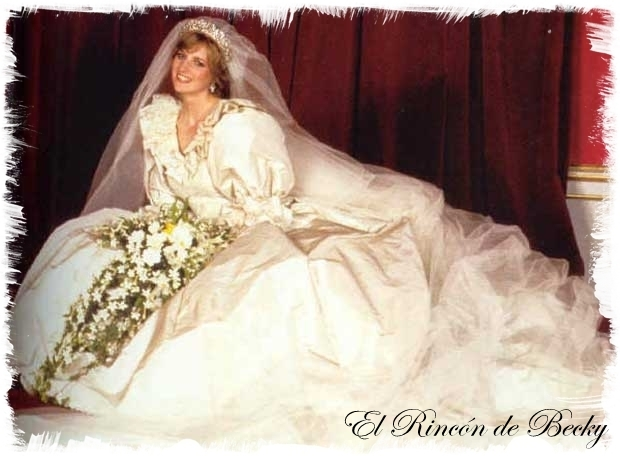 el rincon de becky: boda a&r: traje de novia