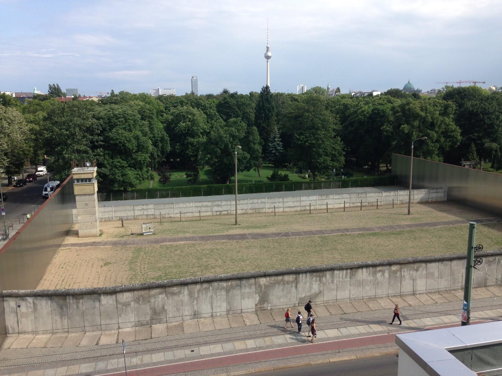 ベルリンの壁ってそういうことだったのか 琵琶湖県民ミナミの世界一周