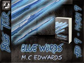 Blue Words by MC Edwards
