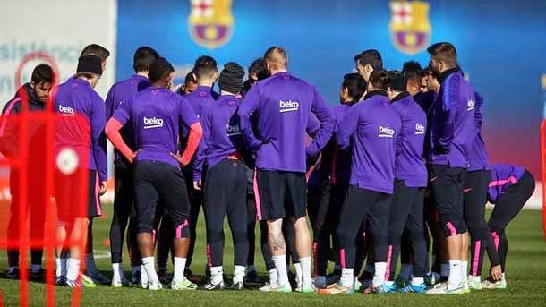 Lista de convocados para el Barcelona-Villarreal de Liga
