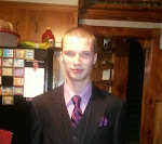 My handsome son Anthony