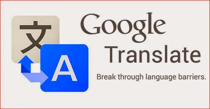 Google Translate,Google chrome