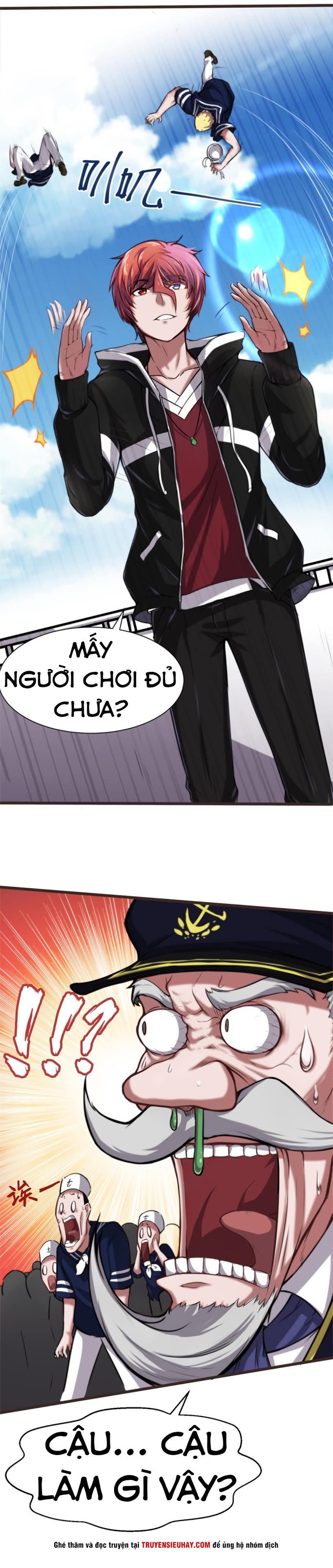 Đô Thị Âm Dương Tiên Y chap 1 - Trang 12