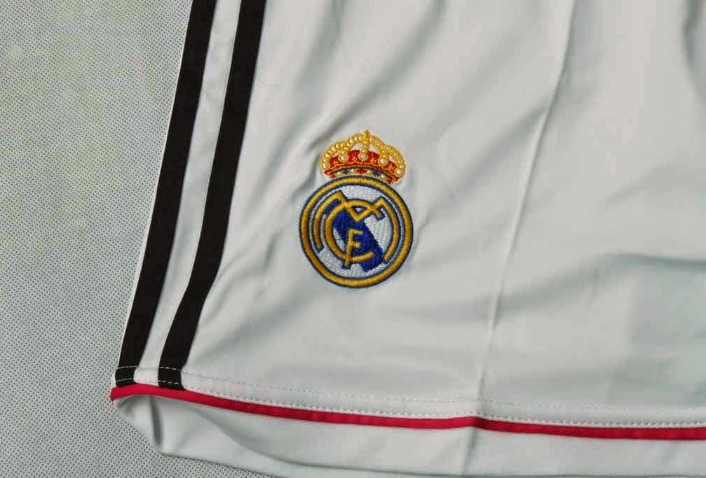 Toko Online Aneka Baju dan Celana Bola Murah Tim Real Madrid 14 15