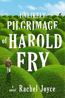The Unlikely Pilgrimage of Harold Fry, Rachel Joyce cover