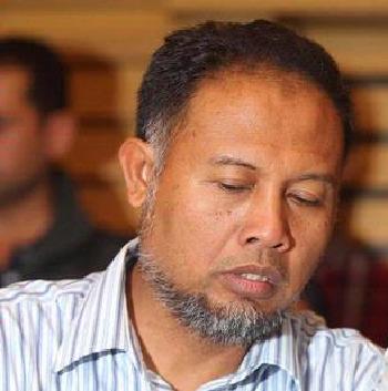 Wakil Ketua KPK Bambang Widjojanto di Tangkap
