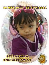 SYILASYIRA 2nd GIVEAWAY