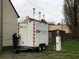 Qualité de l'air et pollution à Nantes et en région