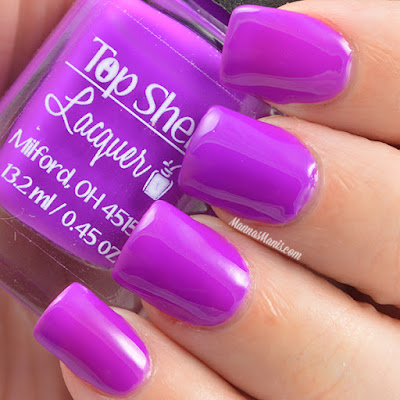 Top Shelf Lacquer  Purple Dragon Martini swatches