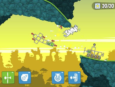 Game Bad Piggies 1.3.0 Game play SS