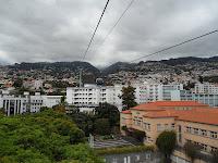 teleférico Funchal Monte