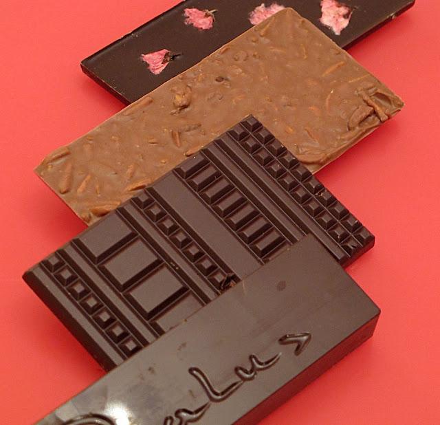 Tablettes de chocolat pour Pâques ...