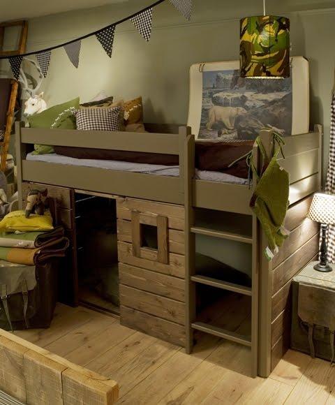 Slaapkamer Inspiratie Groen : Inspiratie stoere jongens kamers