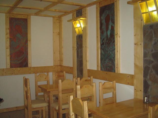 Магия Карпат Буковель бар ресторан