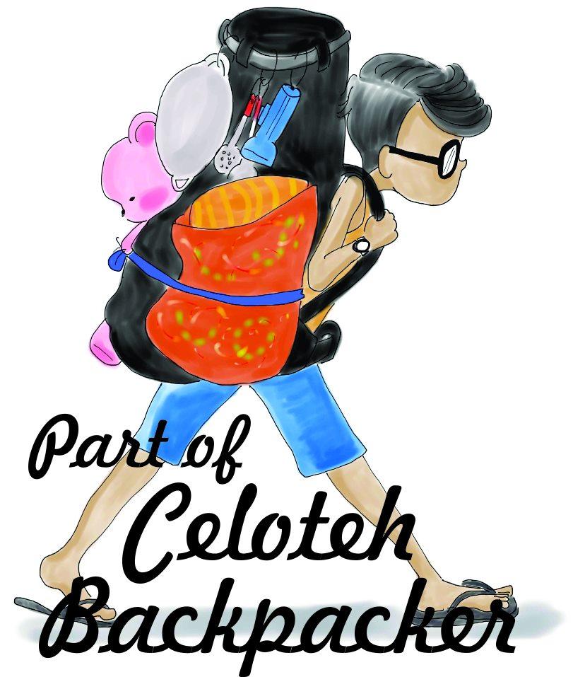 Celoteh Backpacker