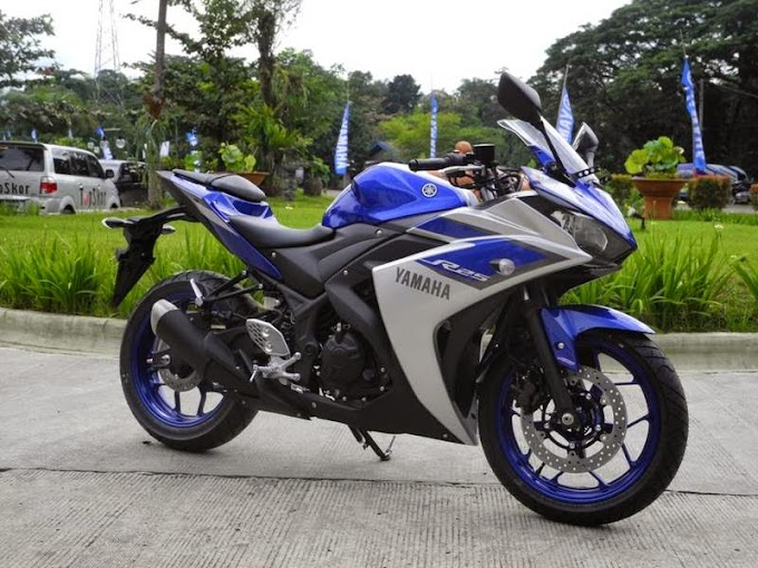 Harga Rp 59 Juta Untuk Yamaha YZF R25 ABS